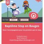 Baptêmes de Stop en Bauges
